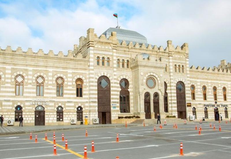 В Баку появилась новая парковочная зона