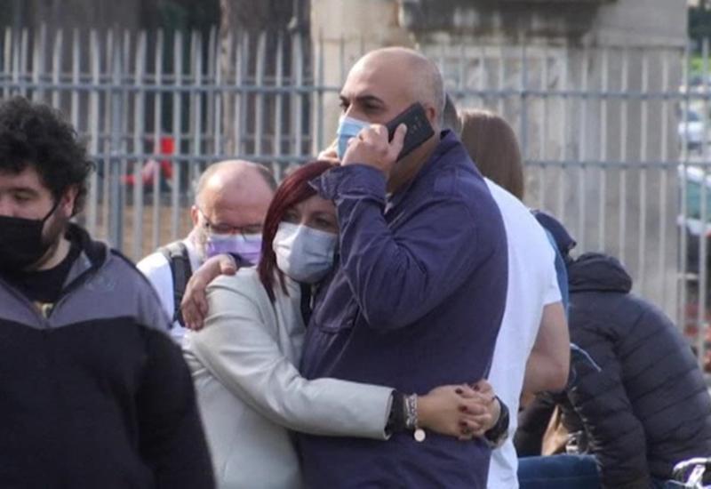 Италия продлила режим ЧС до конца апреля