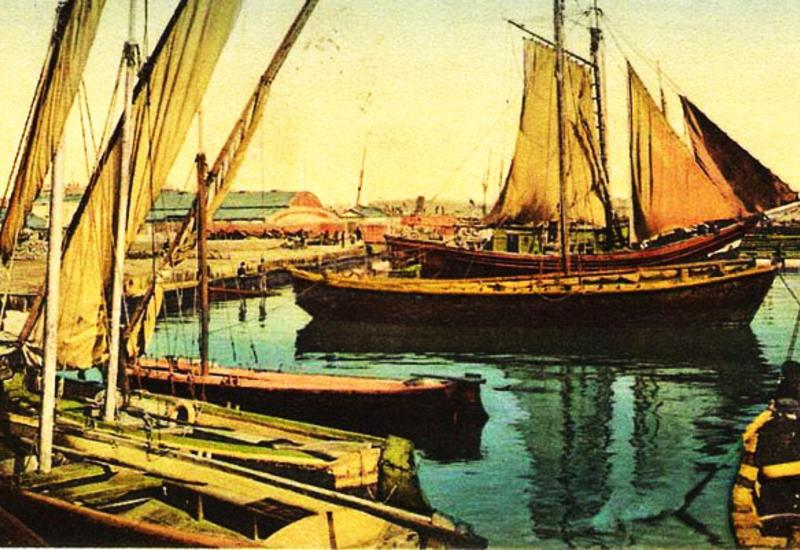 Бакинский порт XIX века в записках французского консула в Тбилиси