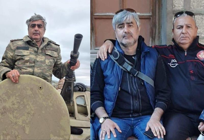 Ровшан Нурзаде – шехид, сын народного артиста Али Нура: Отец, не беспокойся за меня, все будет хорошо