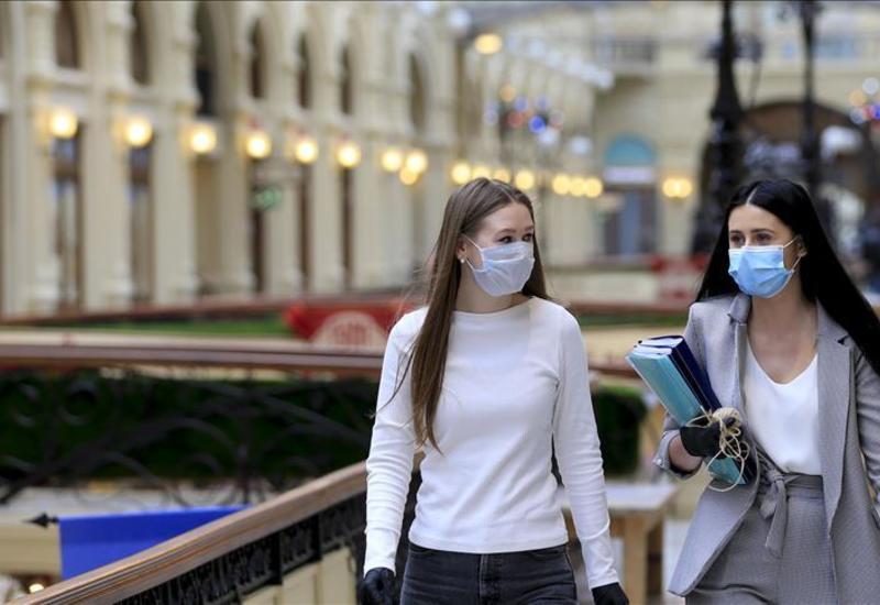 В России выявили более 20 тыс. случаев заражения коронавирусом за сутки