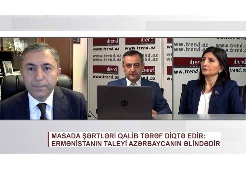 Судьба Армении в руках Азербайджана: условия диктует победитель