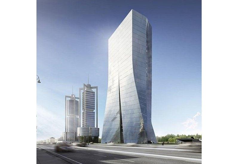 Вот как будет выглядеть новый офис Центрального банка Азербайджана