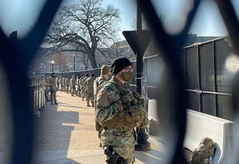 В Вашингтон отправят 20 тысяч бойцов