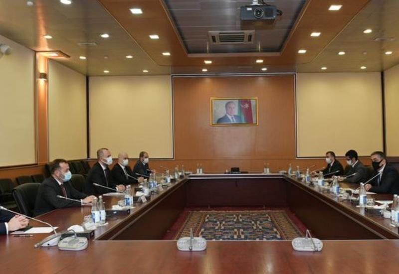 Почтовые службы Азербайджана и Турции будут реализовывать новые проекты