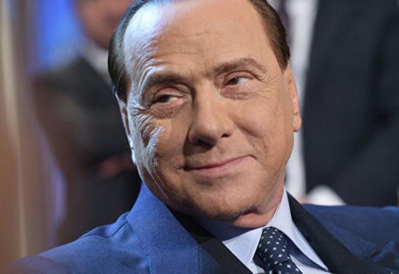 Сильвио Берлускони госпитализирован