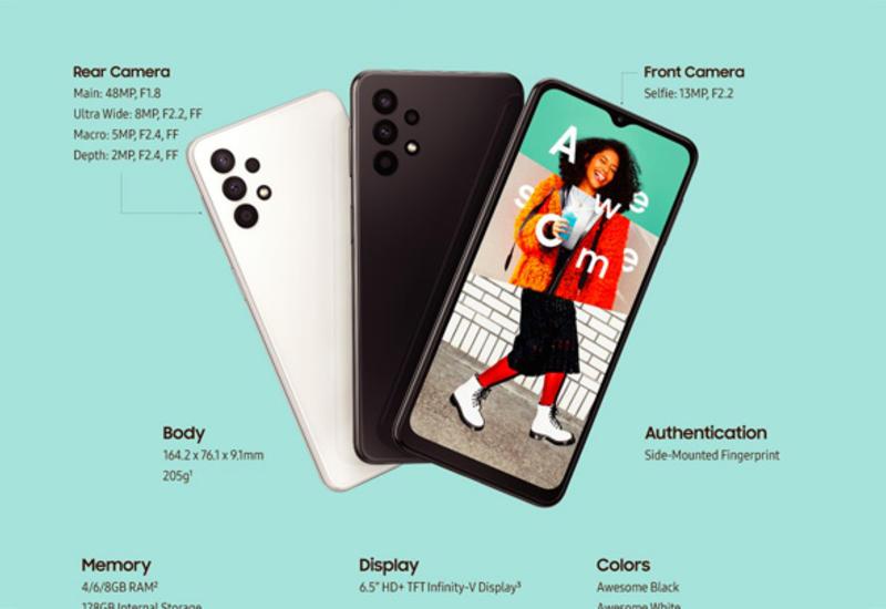 Samsung показал свой самый дешевый 5G-смартфон