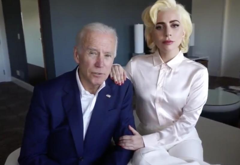 Леди Гага споет гимн США на инаугурации Джо Байдена