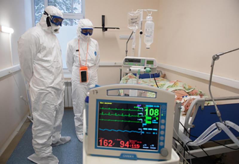 В России за сутки выявили 24 763 случая заражения коронавирусом
