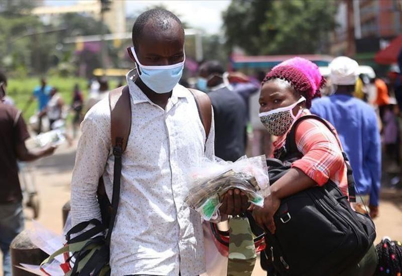 В Кении выявили 16 новых штаммов коронавируса