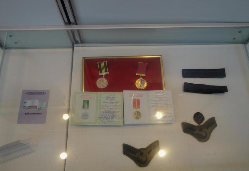 Азербайджанский музей объявил о приеме личных вещей шехидов и ветеранов Карабахской войны