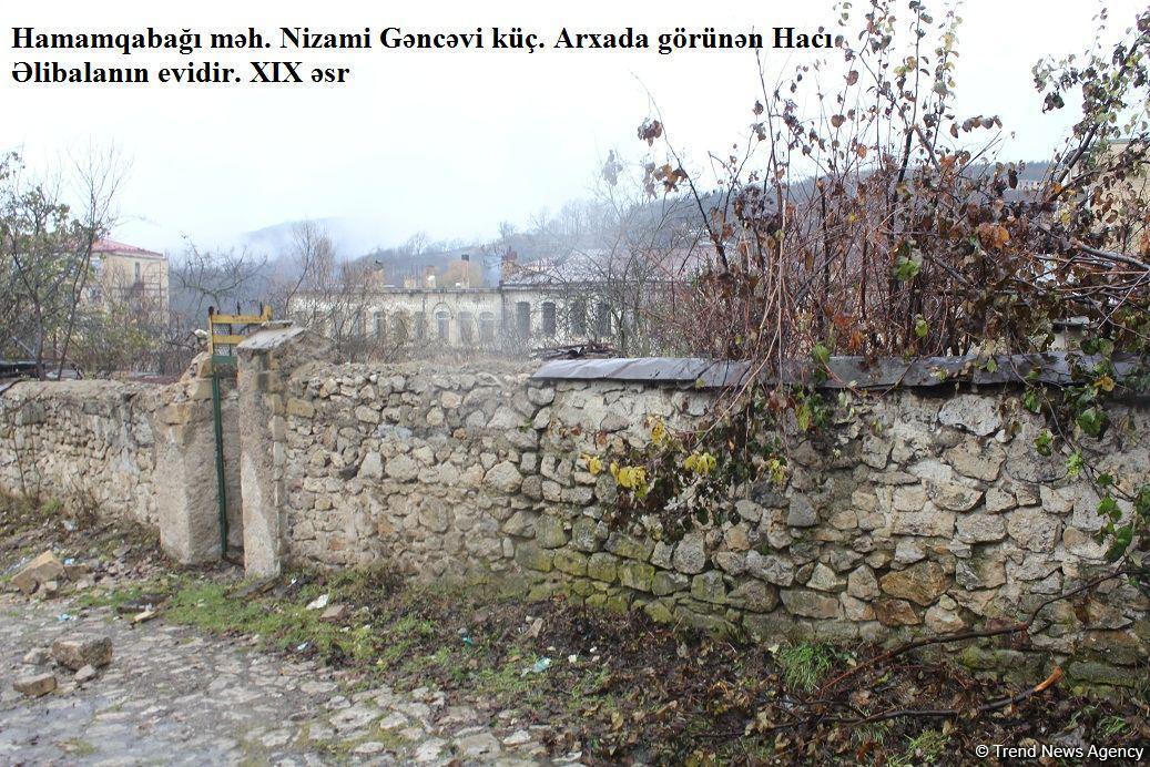 Разрушенные армянами исторические и архитектурные памятники в Шуше