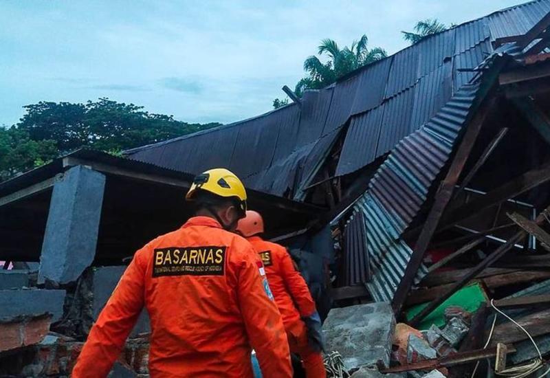 В Индонезии 34 человека погибли из-за серии землетрясений