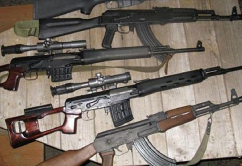 В Армении раскрыли цепочку контрабанды оружия из Карабаха