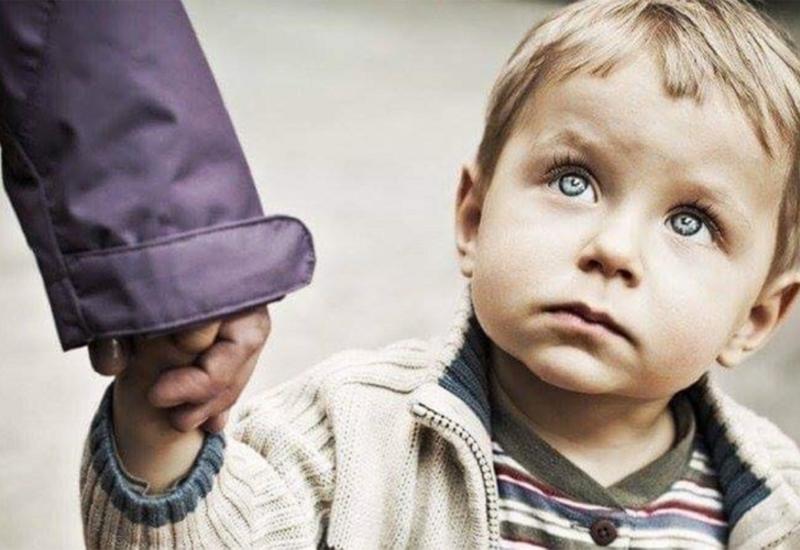 Обнародовано число детей, переданных на усыновление в прошлом году