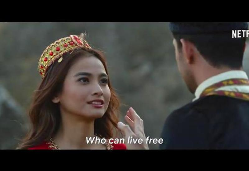 """Netflix покажет фильм """"Лейла и Меджнун"""", снятый в Баку"""