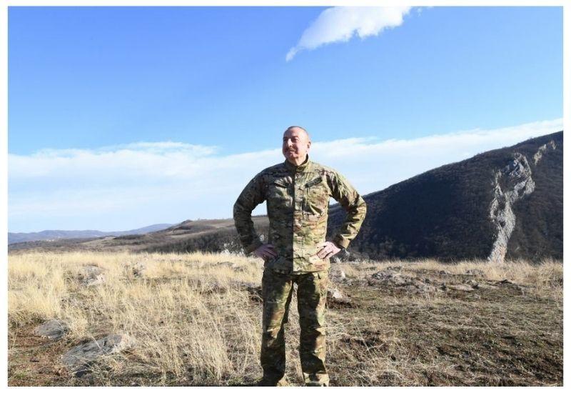 Президент Ильхам Алиев: Шушу невозможно представить без Джыдыр дюзю, а Азербайджан – без Шуши