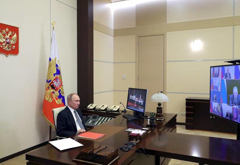 Владимир Путин обсудил с СБ РФ итоги встречи с Президентом Ильхамом Алиевым и Николом Пашиняном