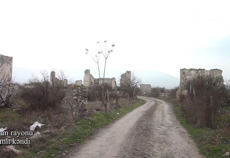 Ağdam rayonunun Qasımlı kəndi
