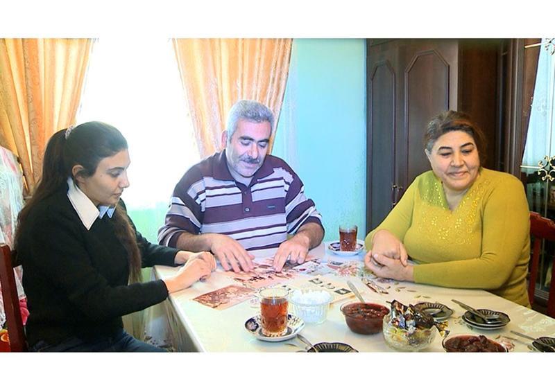 Шушинцы: Мы горды видеть Президента Ильхама Алиева в Шуше