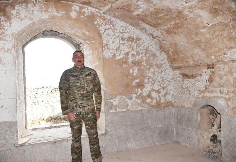 Президент Ильхам Алиев: Как лидеры мусульманских стран могут дружить с теми, кто разрушил мечети?