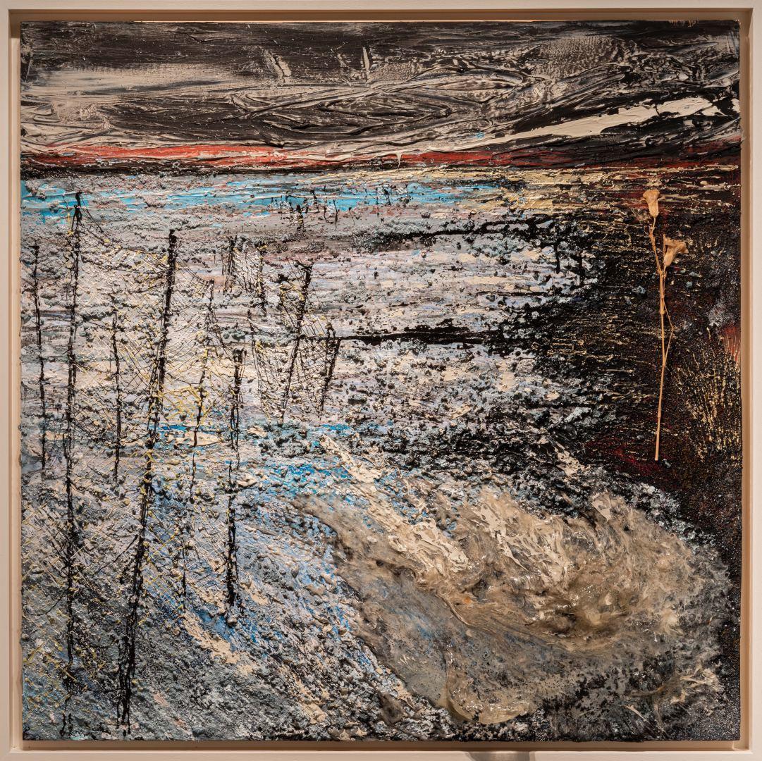 В Нью-Йорке открылась выставка известной художницы Аиды Махмудовой PASTPRESENTFUTURE
