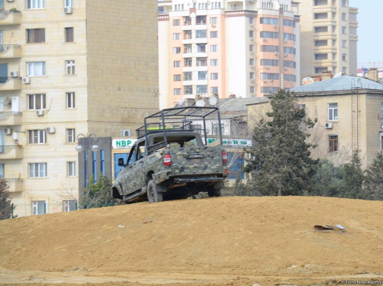 Началась подготовка к строительству Мемориального комплекса Отечественной войны и Музея Победы в Баку