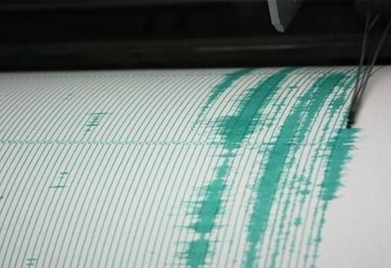 Сильное землетрясение в Иране