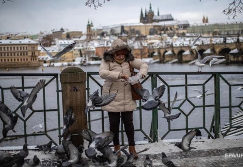 COVID-19: Чехия на первом месте в ЕС по числу заболевших