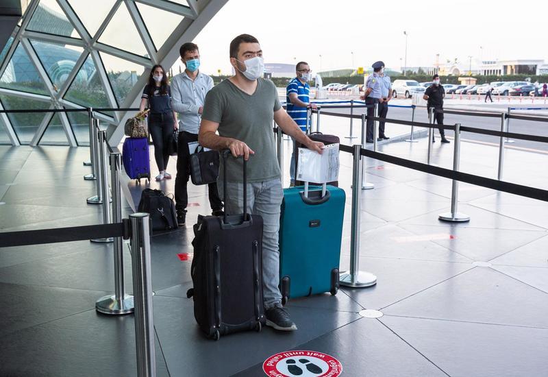 Тесты остаются обязательными при поездках за границу