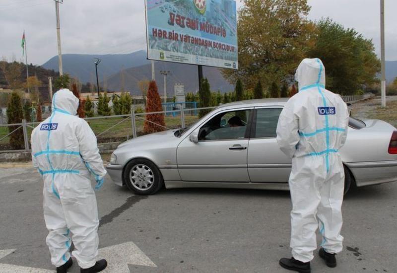 В Гяндже возбудили уголовное дело против 30 пациентов с COVID, покинувших место жительства
