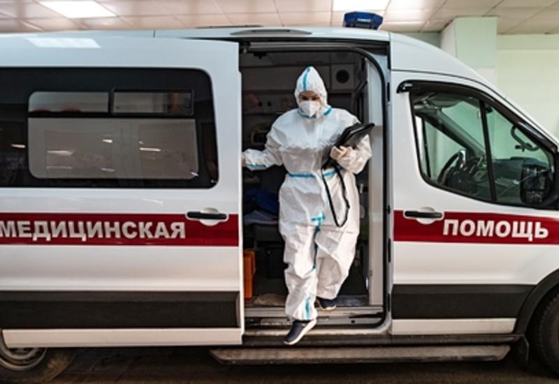 В России выявили 24 092 новых случая заражения коронавирусом