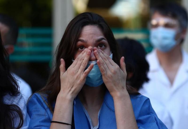 В Испании установлен антирекорд суточного прироста числа заражений коронавирусом