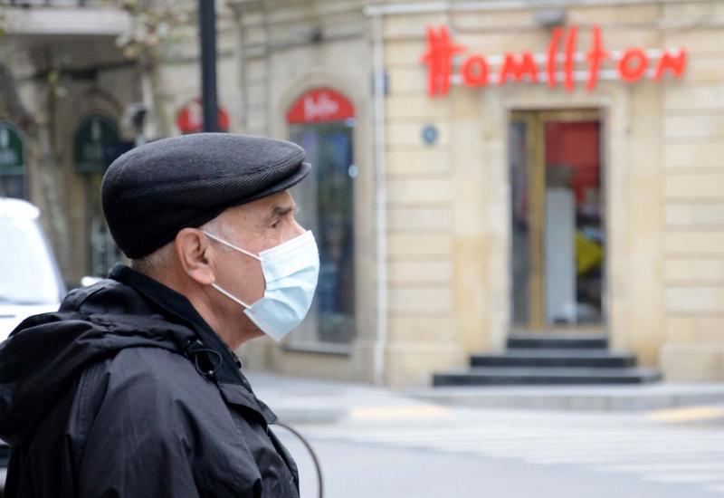 Назван район Баку с самым высоким числом зараженных коронавирусом