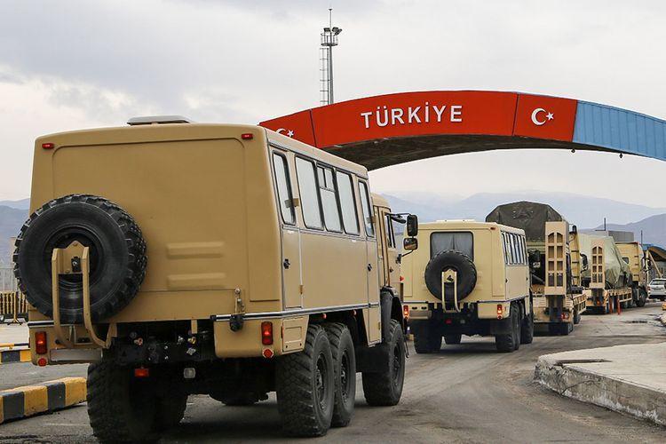 ВС Азербайджана и Турции проведут совместные учения