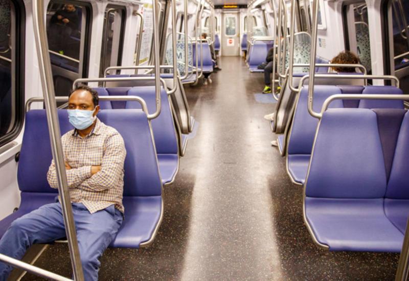 В Вашингтоне закрыли 13 станций метро