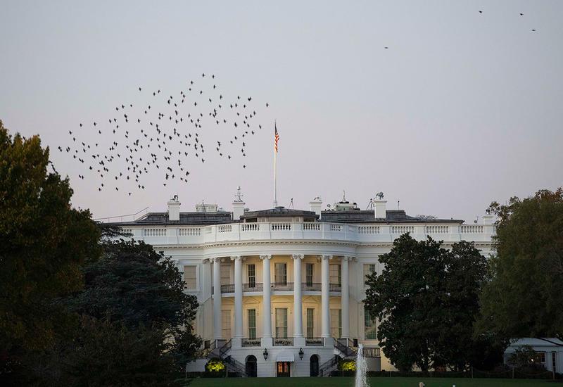 В Вашингтон перебросили 15 тысяч военных