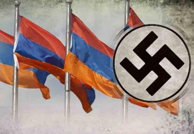 Идеи фюрера процветают в Армении