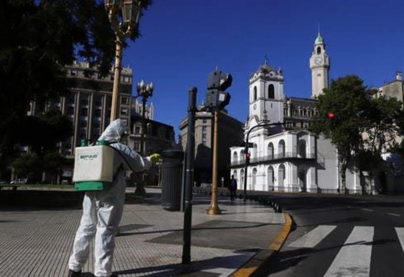 """В Аргентине обнаружили первый случай заражения """"британским"""" штаммом коронавируса"""