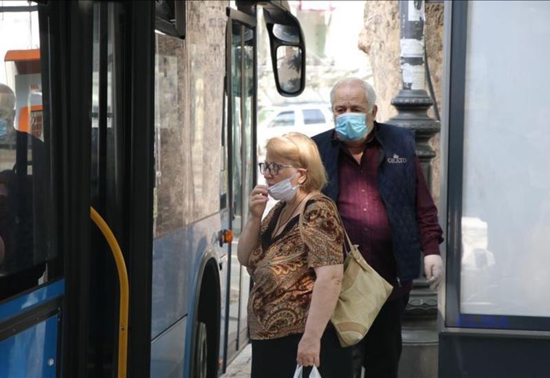 В Грузии выявлено 780 новых случаев коронавируса