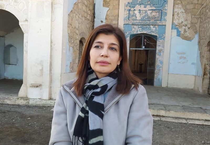 Мы счастливы в связи с возвращением Азербайджаном своих исконных земель