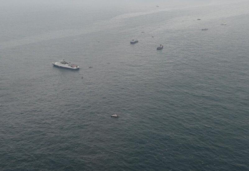 В Турции заявили, что причиной крушения сухогруза стали плохие погодные условия