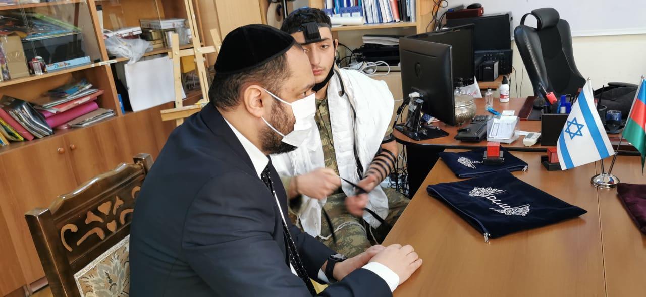 Евреи - участники Карабахской войны поделились воспоминаниями