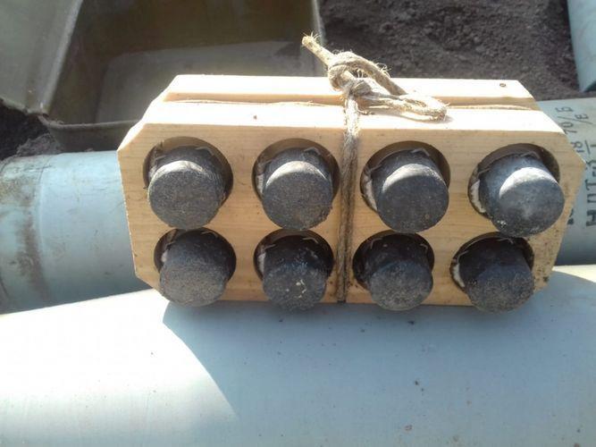 На прифронтовых территориях Азербайджана обнаружено 270 неразорвавшихся боеприпасов