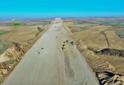 Передана в пользование двухполосная служебная дорога до города Шуша - ФОТО