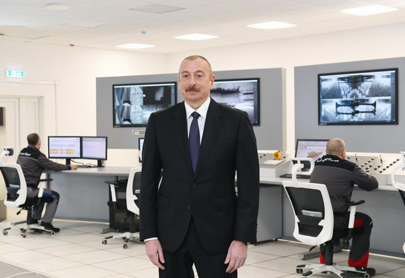 Prezident İlham Əliyev: Sənaye, kənd təsərrüfatı, qeyri-neft sektoru, ixrac imkanları, idxaldan asılılığın azaldılması yeni reallıq yaradıb