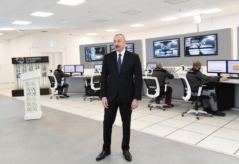 Prezident İlham Əliyev: Artıq müharibə də başa çatıb, Dağlıq Qarabağ münaqişəsi də tarixdə qalıb