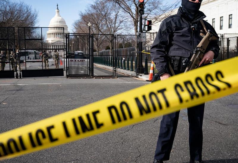 Вашингтон: страх над городом