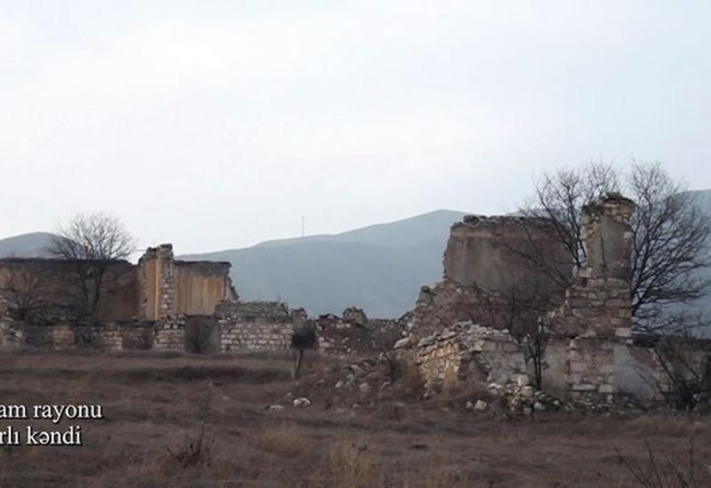 Село Хыдырлы Агдамского района
