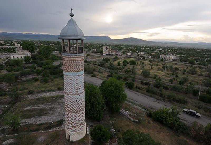 Мусульманское наследие в Карабахе уничтожено